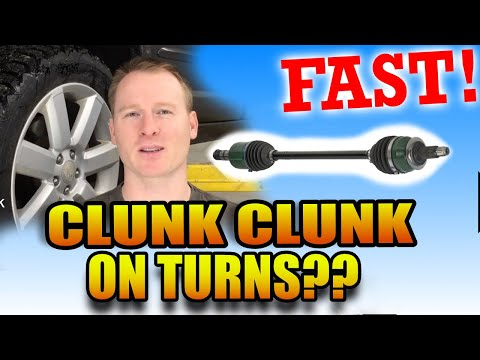 SUBARU FRONT CV-Axles  |  Advanced Testing + Replacement