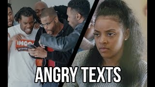 Angry Texts l King Bach