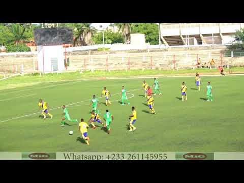 Pascal Nani Amekpo - Togolese Ronaldinho