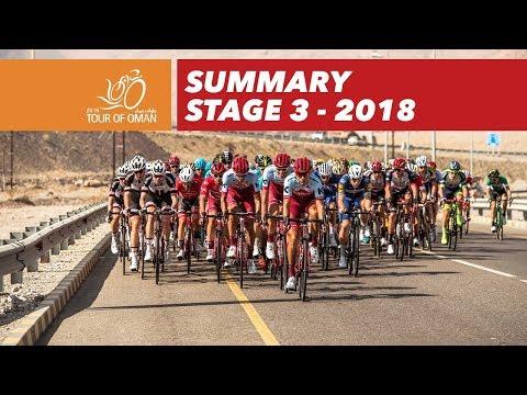 Summary – Stage 3 – Tour of Oman 2018