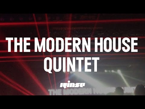 The modern house quintet live rinse france youtube for Modern house quintet