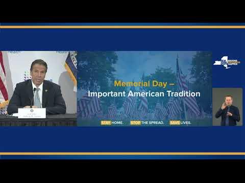 Governor Cuomo Announces