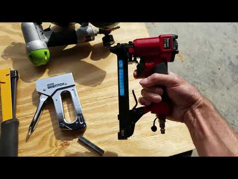 Tools For Fastening Housewrap
