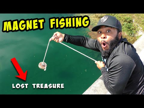 MAGNET FISHING with