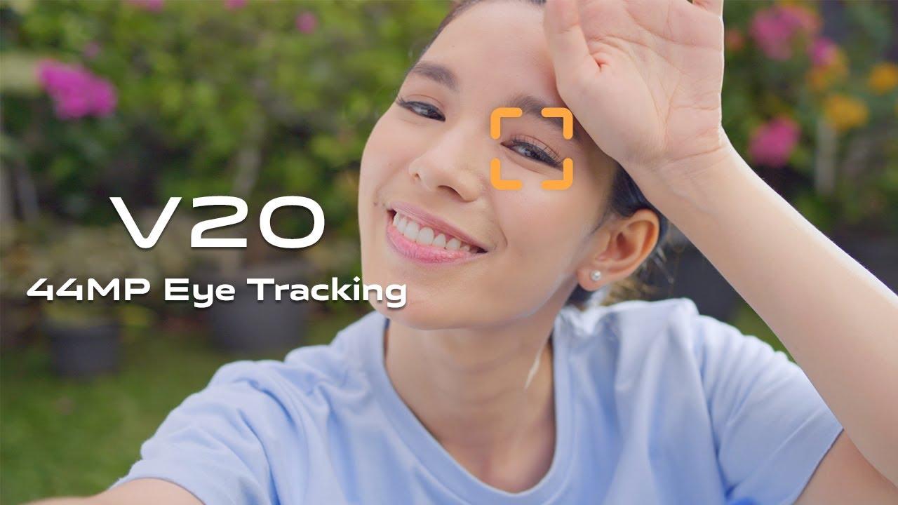 vivo V20 | V20 SE - 44MP Eye Tracking
