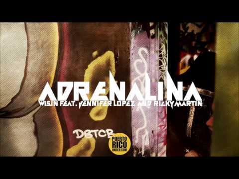 Wisin feat. Jennifer Lopez & Ricky Martin - Adrenalina Instagram 1