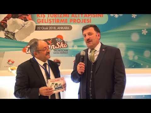 Posof Belediye Başkanı Cahit ULGAR;  Ilgardağı Tüneli Biterse Turzim patlar,