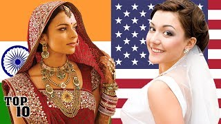 Top 10 Differences Between India & America