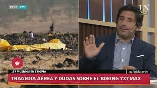 Tragedia en Etiopía: ¿Qué pasó con el Boeing 737 Max 8? ¿Por qué se estrelló?