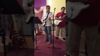 Josiah Neel singing @ Glory Road Revival 3/31/17