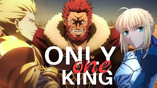 ONLY ONE KING - Fate/Zero Kings [AMV] Fate/Zero 検索動画 45