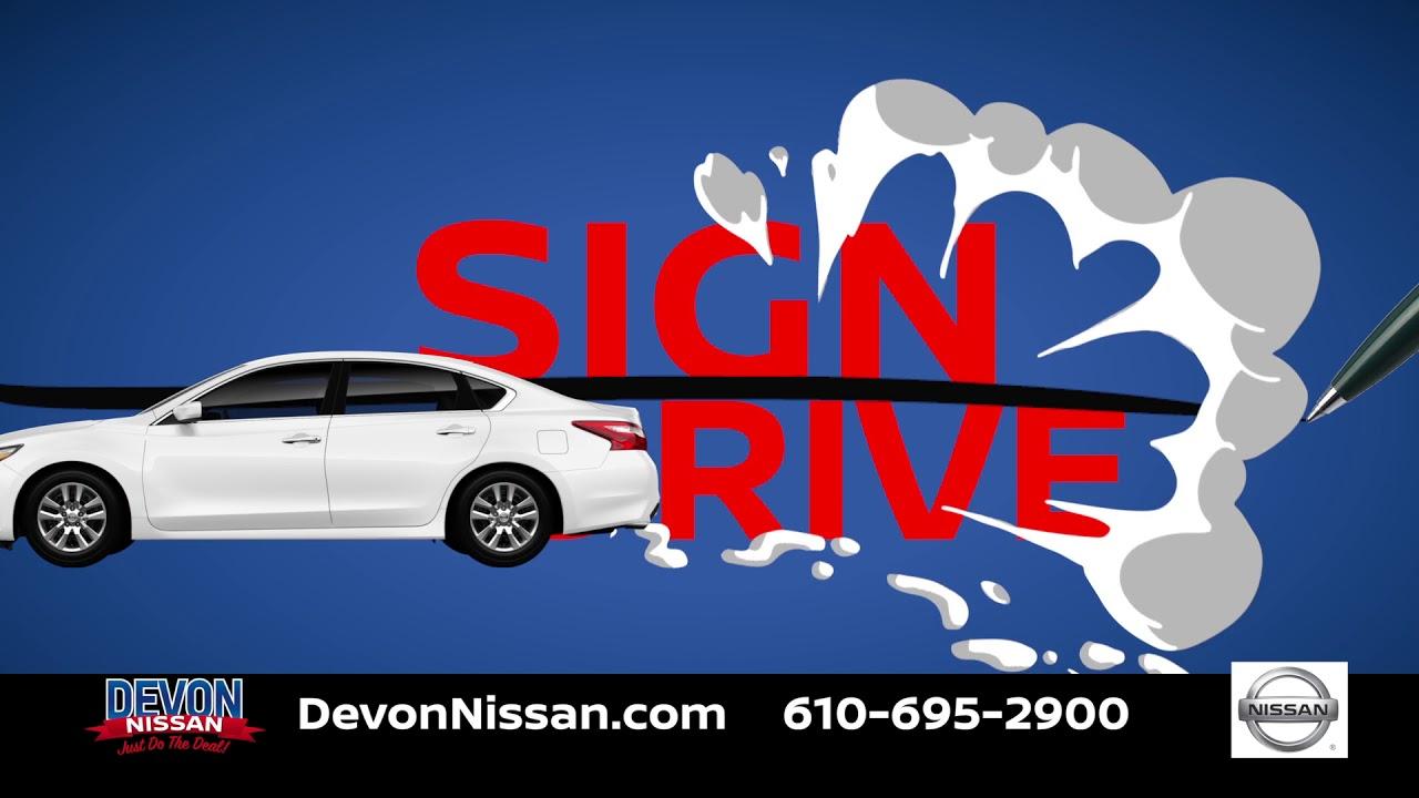 Attractive Devon Nissan   Zero Down, Sign And Drive!