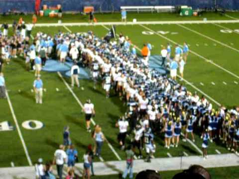 Camden County High School, Georgia vs. Hoover High School, Alabama  Football  Part 2 of 2