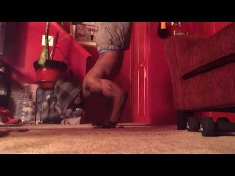 Straddle planche progress/general progress