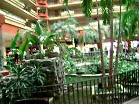 Embassy Suites Hotel, San Juan, Puerto Rico (December, 2008)