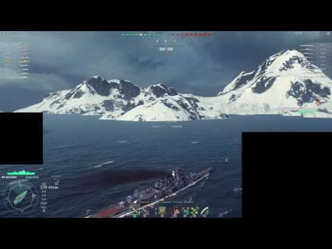[ENG] World of Warships - Supremacy League - Old Ironsides vs The Western Fleet