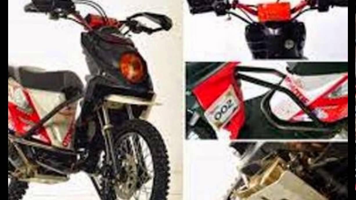 Motor Skutik Modif Trail Race Yamaha X Ride Motocross Velg Jari