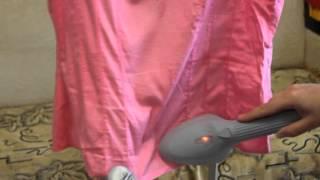 Відпарювач Kitfort КТ 915 Прасування сорочки