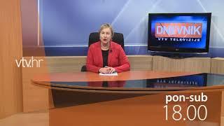 VTV Dnevnik najava 9. srpnja 2019.