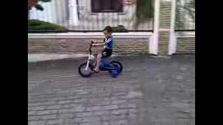 Gambar cover Papa F2 dan Mas Faiz dan Adik Faigan Bermain Sepeda Part 3