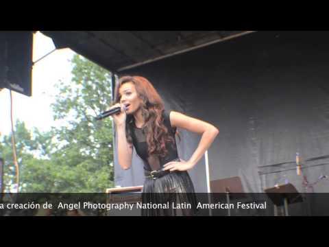 LESLIE GRACE - Will U Still Love Me Tomorrow Chicago  2013  Nacional Latin American Festival
