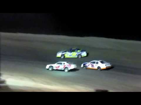 Desert Thunder Raceway I.M.C.A Stock Car Main Event 4/14/18
