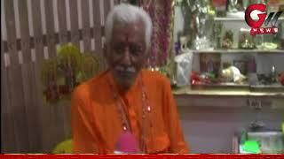 GNN NOTICIAS: Entrevista Exclusiva Shree Madan Lal Baba Hanuman Mandir CP Delhi