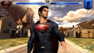 MAN OF STEEL ALL GPU || APK+DATA || Highly Compressed for Android (hindi)