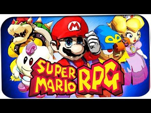 Super Mario RPG Gameplay | Let's Retro - Genau so gut wie Paper Mario!