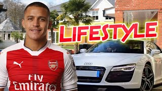 Alexis Sanchez Lifestyle, Biography, Income, Car, House, Net Worth,Salary, Wife and Family Photos