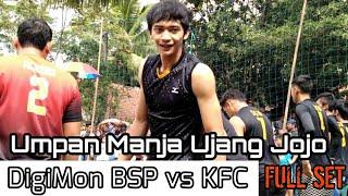 HIGHLIGHT II Umpan MANJA Ujang Jojo feat Aldhy Azhar II DigiMon BSP vs KFC
