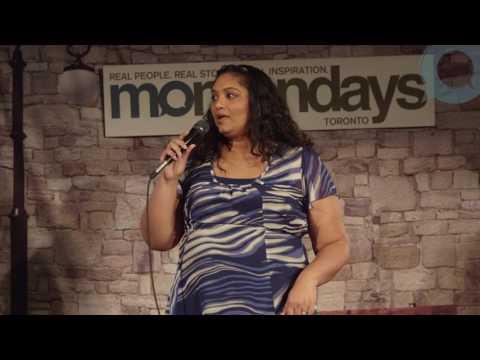 20150223 momondays Toronto Yvette Thornton