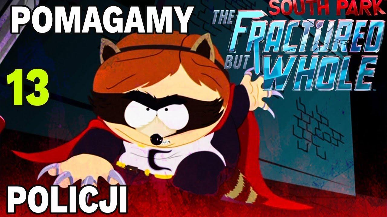 STRÓŻ PRAWA – South Park: The Fractured But Whole