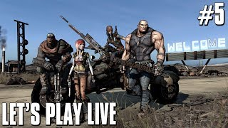 Borderlands Let's Play - Live Stream Episode 5