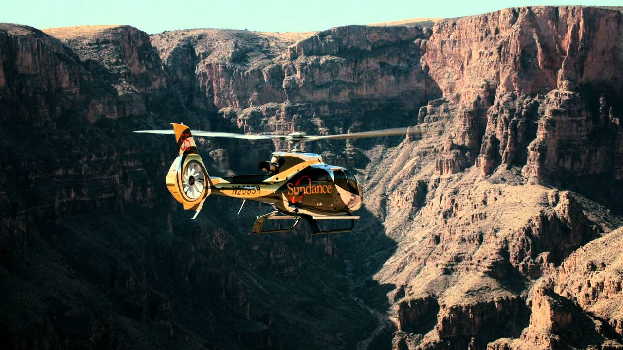 Grand Canyon Helicopter Flight Montage  YouTube