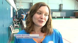 Floorball : découverte dans les Yvelines