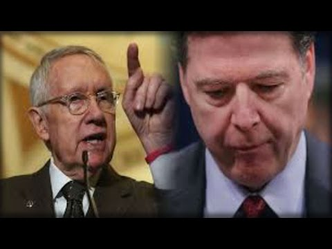 BREAKING: DIRTY HARRY REID COLLUDED WITH JAMES COMEY IN TRUMP TOWER WIRETAPPING! HERE IS THE PROOF!