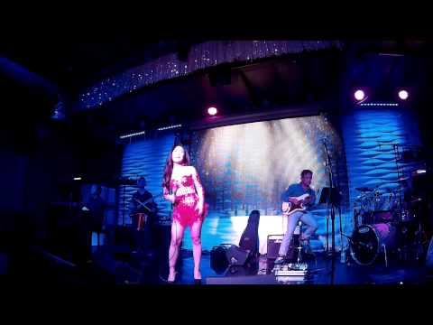 I Will Always Love You - Huong Tram Live Show at Bleu 9-19-2105