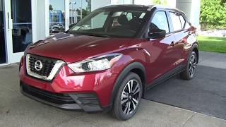 All New 2018 Nissan Kicks Sv - First Look - Future Nissan Of Folsom