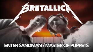 Metallica - Enter Sandman / Master of Puppets