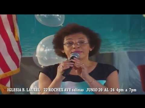 Iglesia B.Laurel Salinas Escuela de Verano 1er dia 6-20-2016