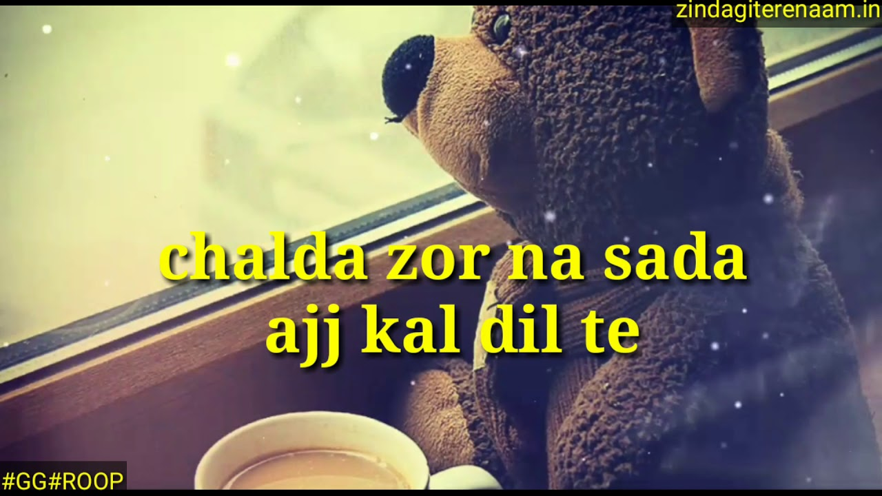Whatsapp Video Status - love romantic sad punjabi hindi less