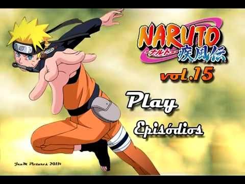— Free Watch Naruto: Volume 15