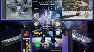 Juegos macross/robotech para psx/one