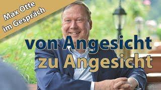 """""""Die Zukunft Deutschlands bewegt mich!"""" Prof. Dr. Max Otte über seine Werte, Ideale und Ambitionen"""