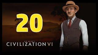 Прохождение Civilization 6 #20 - Береговая линия [Австралия - Божество]