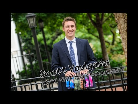 Advice from NFIB Young Entrepreneur Scott Voulgaris