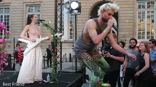 Sofi Tukker Paris special performance