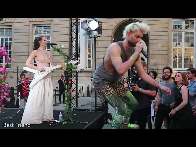 Sofi Tukker Paris special performance