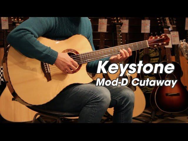 Keystone 西 恵介  Mod-D Cutaway Demo